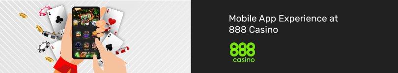 888 Casino Mobile App