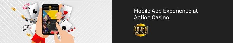 Action Casino Mobile App
