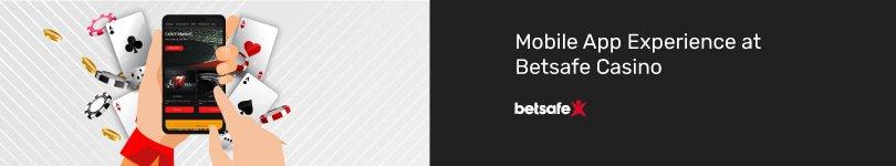 Betsafe Casino Mobile App