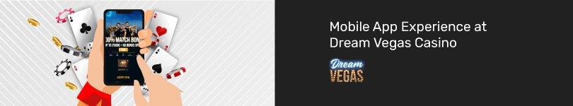 Dream Vegas Casino Mobile App
