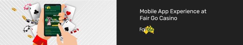 Fair Go Casino Mobile App