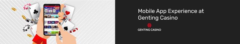 Genting Casino Mobile App