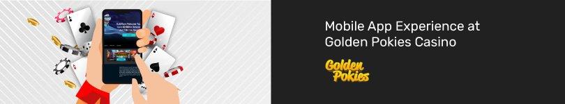 Golden Pokies Casino Mobile App