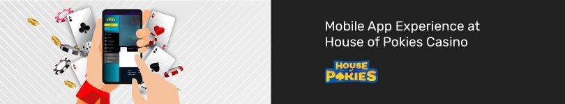 House of Pokies Casino Mobile App
