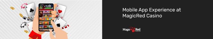 MagicRed Casino Mobile App