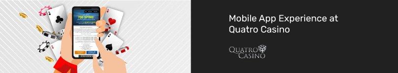 Quatro Casino Mobile App