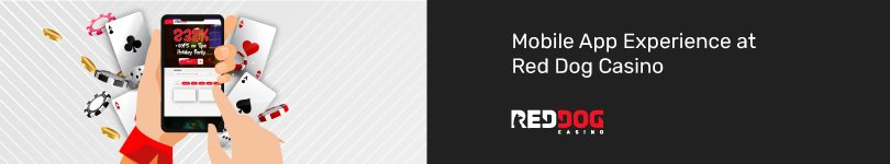 Red Dog Casino Mobile App
