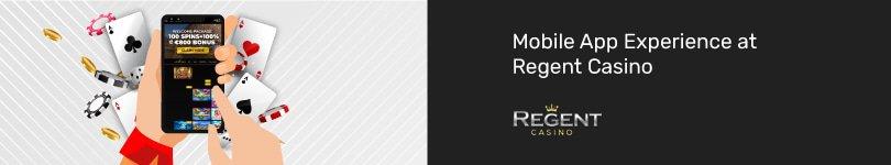 Regent Casino Mobile App