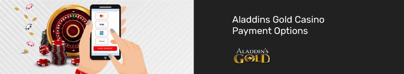 Aladdins Gold Casino Mobile Payment Options
