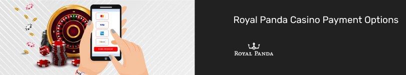 Royal Panda Casino Mobile Payment Options