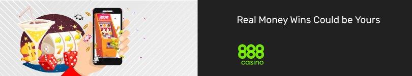 888 Casino No Deposit Real Money Wins