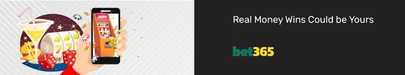 Bet365 Casino No Deposit Real Money Wins