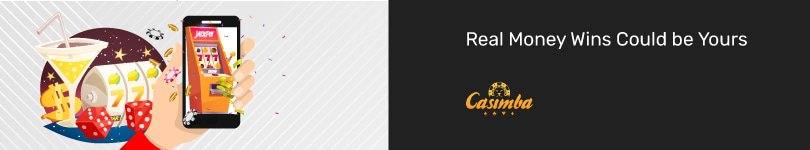 Casimba Casino No Deposit Real Money Wins