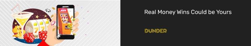 Dunder Casino No Deposit Real Money Wins