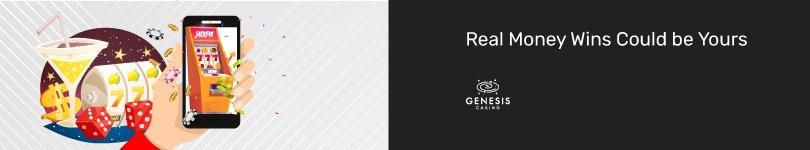 Genesis Casino No Deposit Real Money Wins