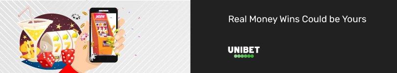 Unibet Casino No Deposit Real Money Wins