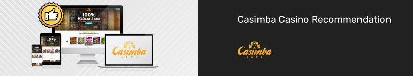 Play at Casimba Mobile Casino