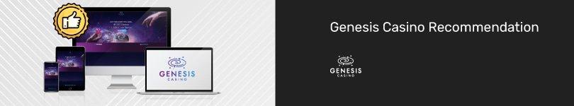 Play at Genesis Mobile Casino