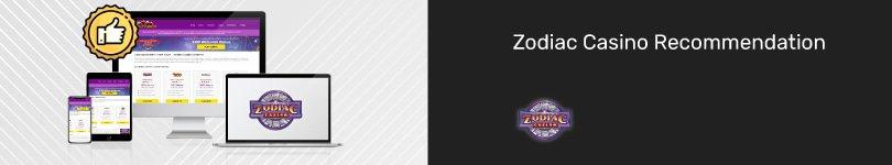 Play at Zodiac Mobile Casino