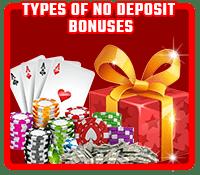 types of no deposit bonuses nodepositsmobile.com